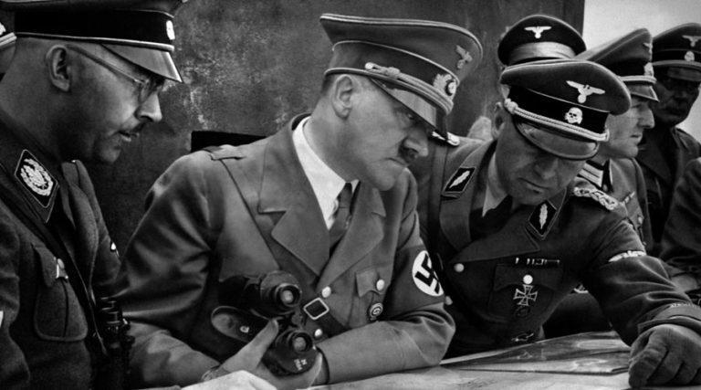 Адолф Хитлер е бил запален окултист и вярващ в съществуването на древни цивилизации