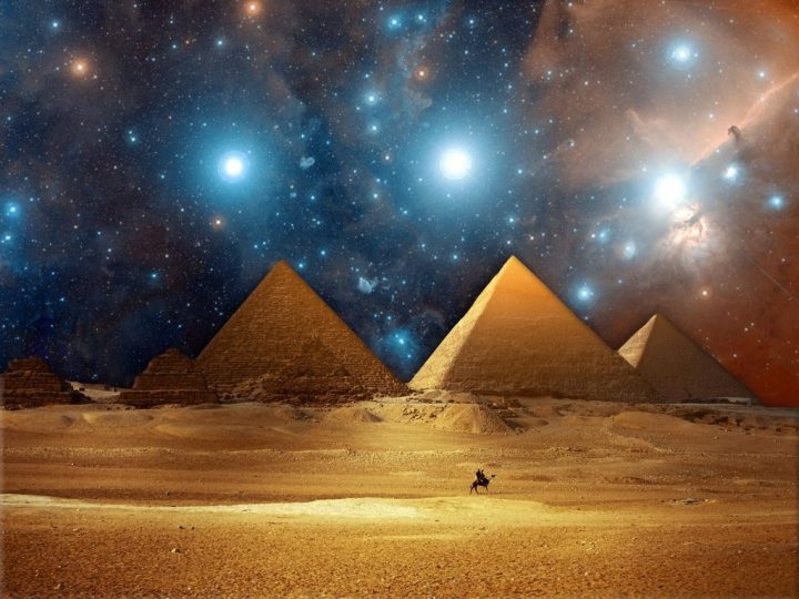 pyramid of giza pictures planets - photo #26