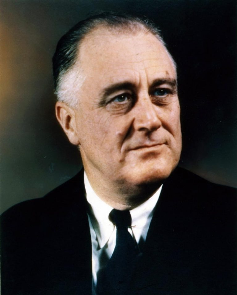 Франклин Д. Рузвелт е част от фамилия Уиндзор