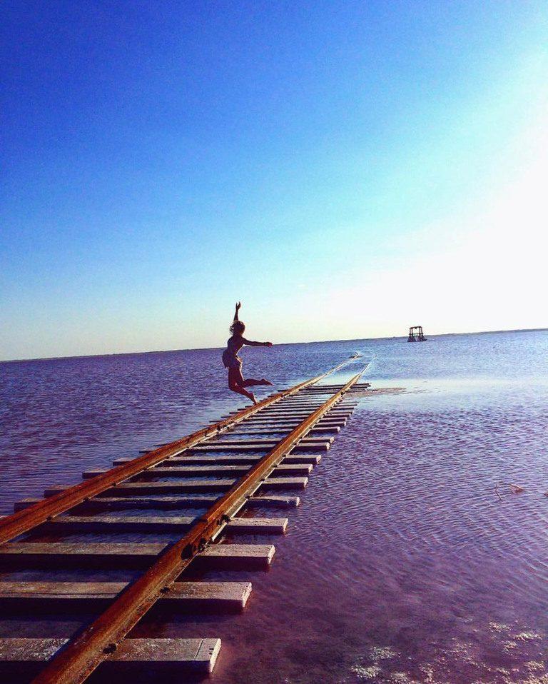езеро русия