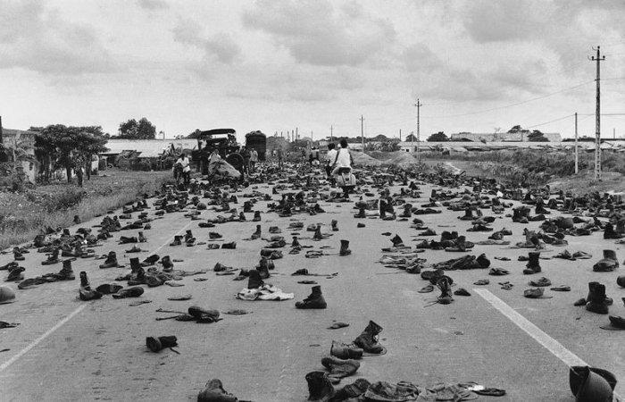Повече от 58 хиляди американци загиват във Виетнам