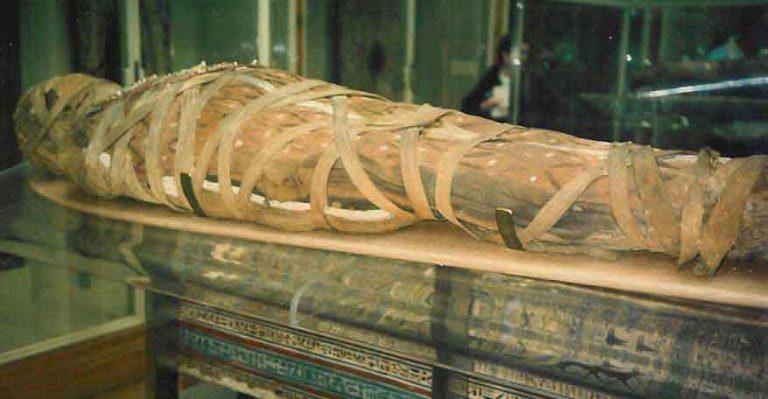 Мумифицирането и балсамирането е било познато по нашите земи преди египетската цивилизация