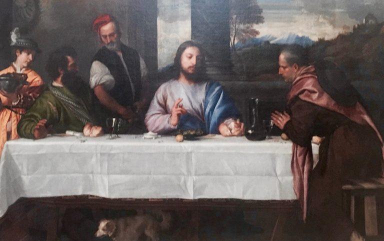 Синът на Бог е общувал свободно с бедни и богати