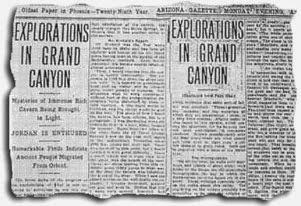 Аризона Газет 12 март 1909г.