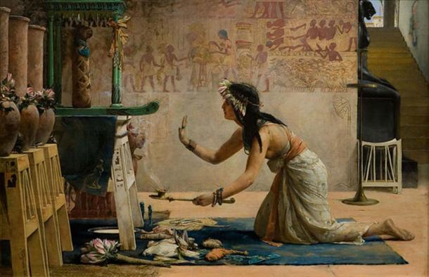 Преклонение пред котката в Древен Египет