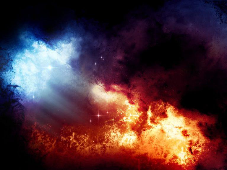 Трансформацията настъпва с помощта на Вселената