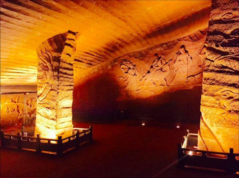 анунаки пещери китай