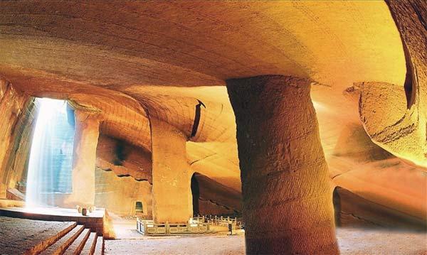 пещера анунаки