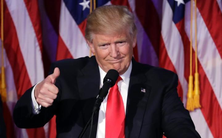 Доналд Тръмп 45-тия президент на САЩ смело назова укриваните факти от американските граждани и света