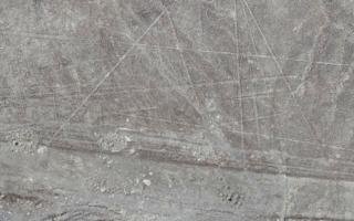 Нови линии на платото Наска/сн. NG