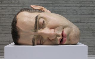 Art/Ron Mueck Finland