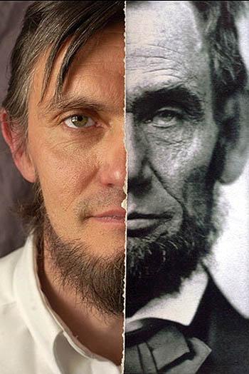 В ляво, Ралф Линкълн - 11 поколение Линкълн